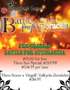fow battle pre